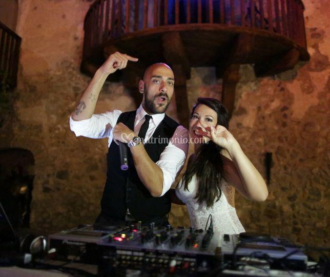 Alfonsina e Giovanni Wedding