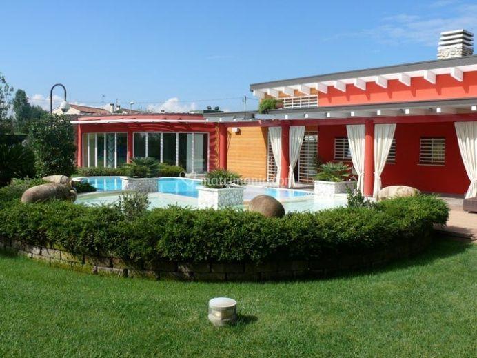 Villa Tevere Matrimonio