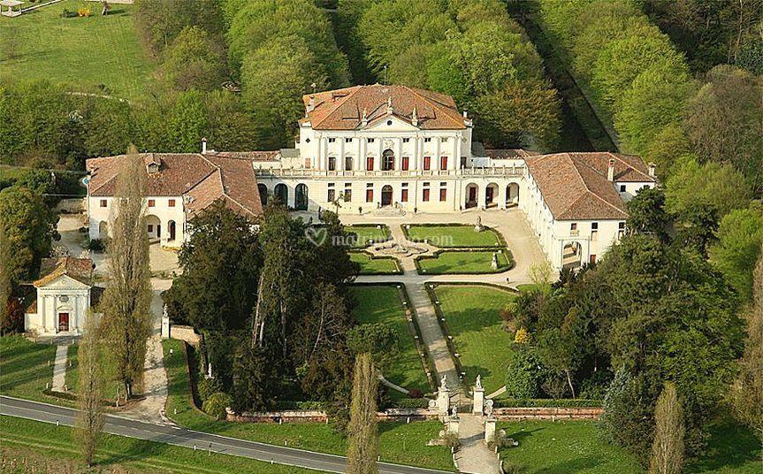 Villa e parco secolare