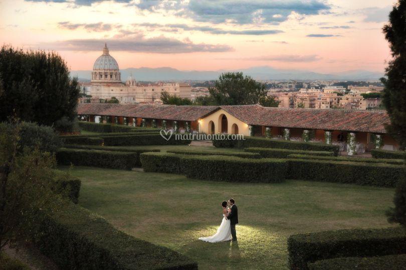 Villa Piccolomini by Colizzi