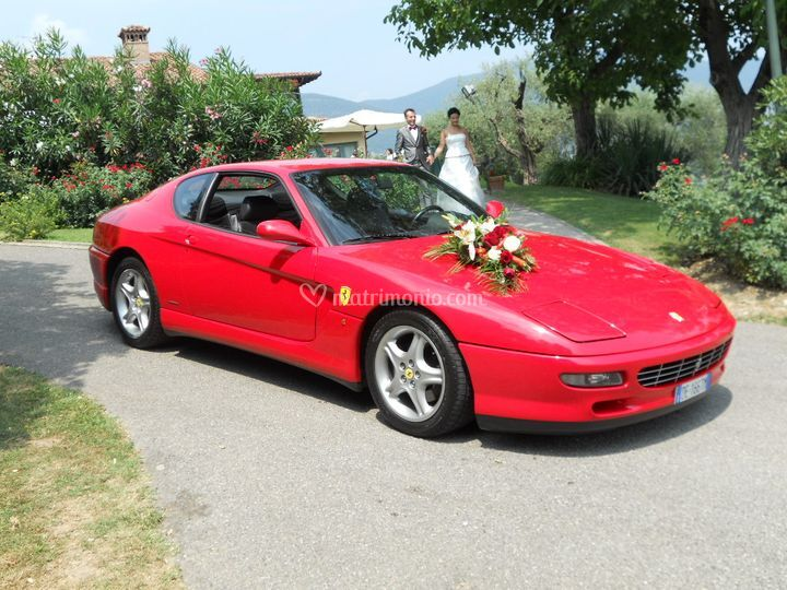 Ferrari 456 (4 posti)