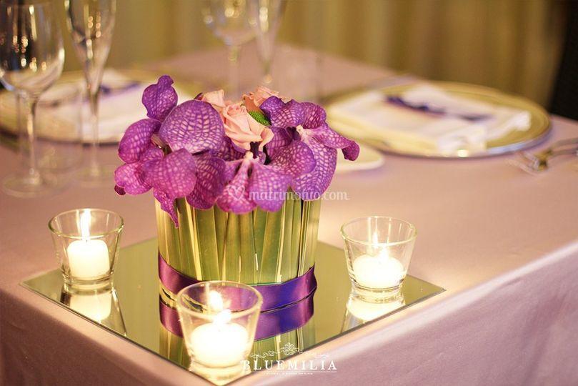 Bluemilia sushi di fiori