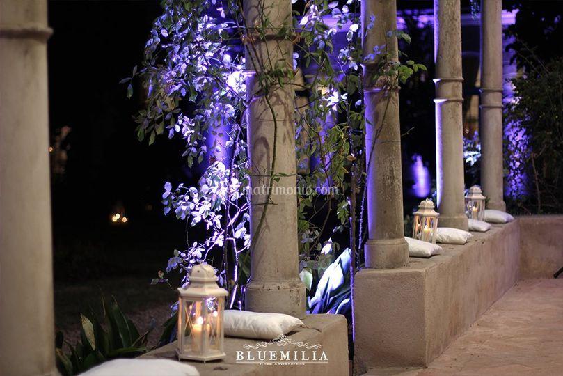 Bluemilia Atmosfere di luce