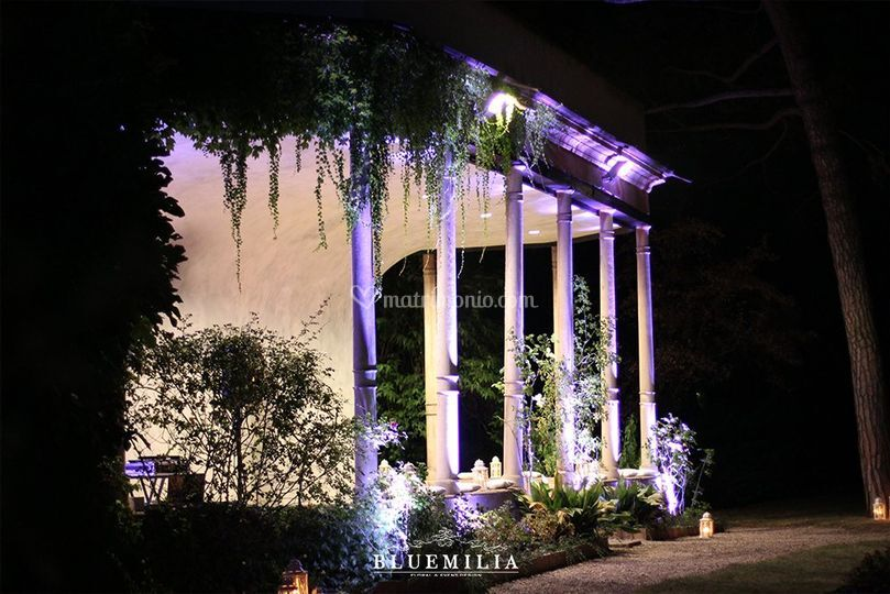 Bluemilia luci e atmosfere