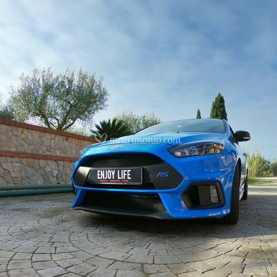 Ford Focus Rs Trackedition
