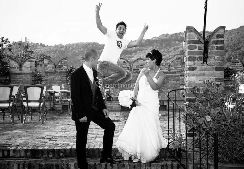 Animazione matrimonio pavia
