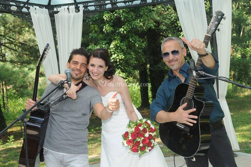Musica matrimonio novara