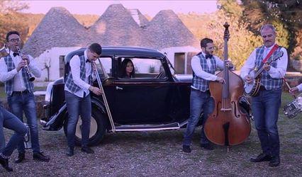 Metamorphosis Wedding Band 1