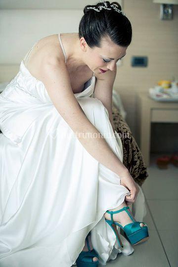 Eleonora. Sposa fashion!