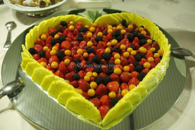 Cuore di frutta