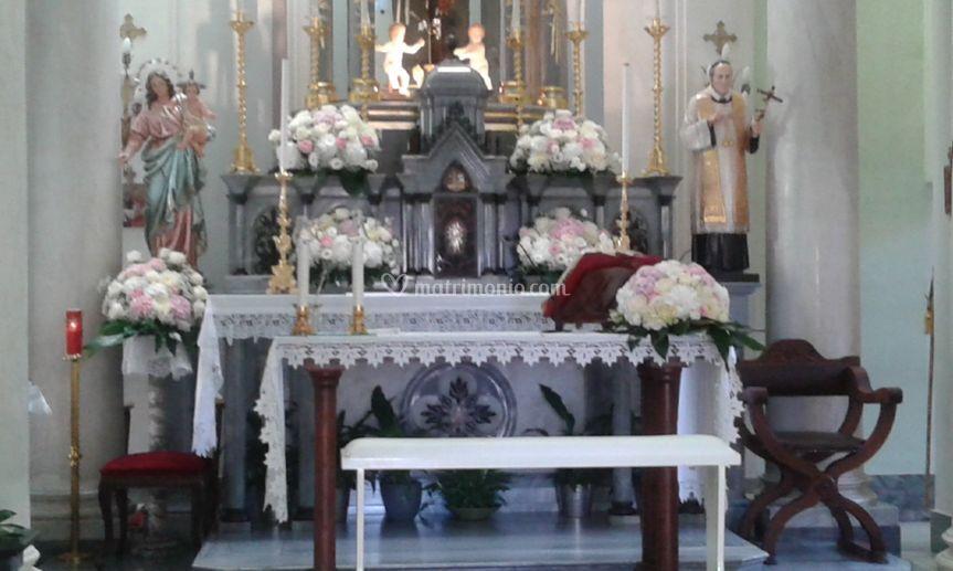 Altare s.antonio brancaccio