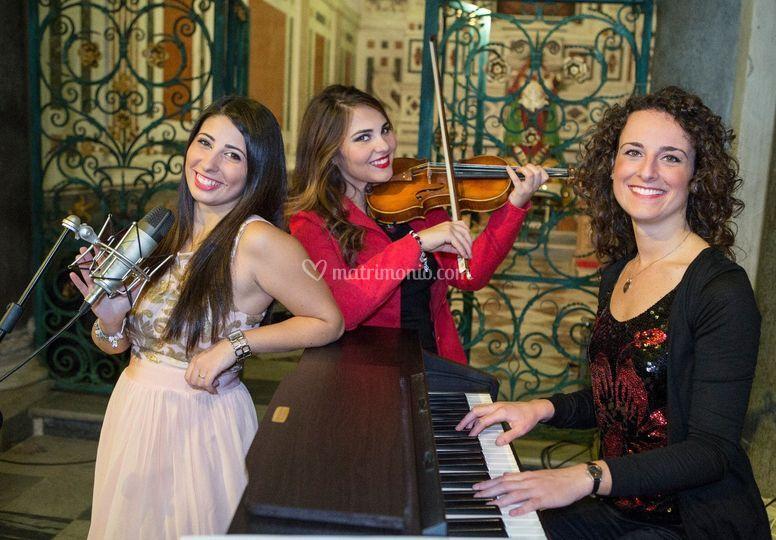 Trio Harmonie