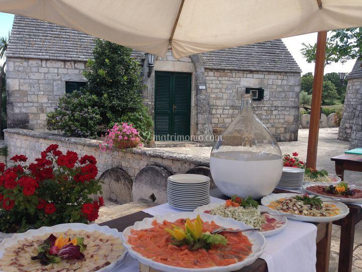 Tenuta Monacelle Borgo antico