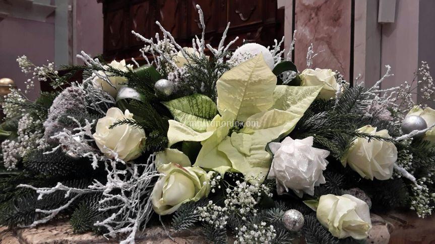 Matrimonio A Natale Idee : Matrimonio a natale di idee di fiori foto 6