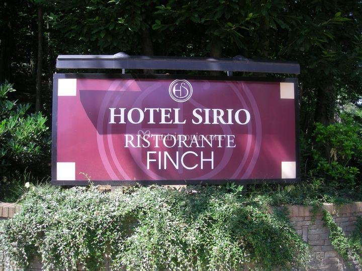 Hotel Sirio Benvenuti!
