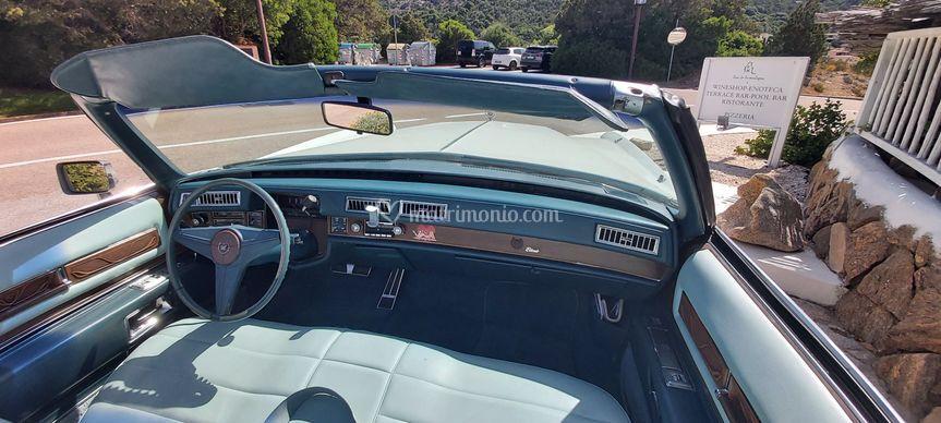 Interni Cadillac Eldorado