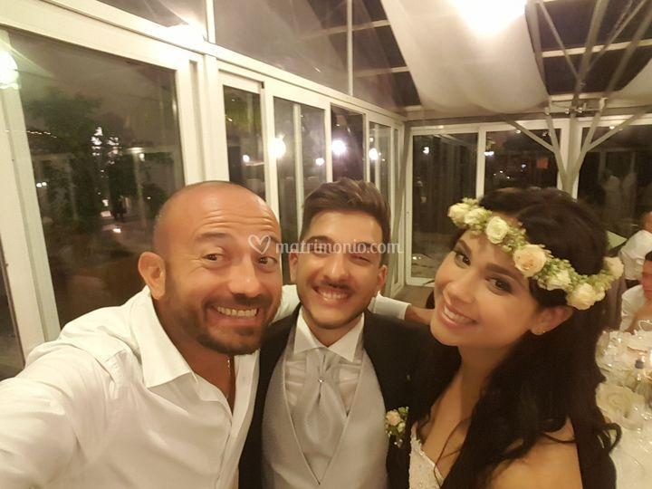 Giovani sposi floreali: -)