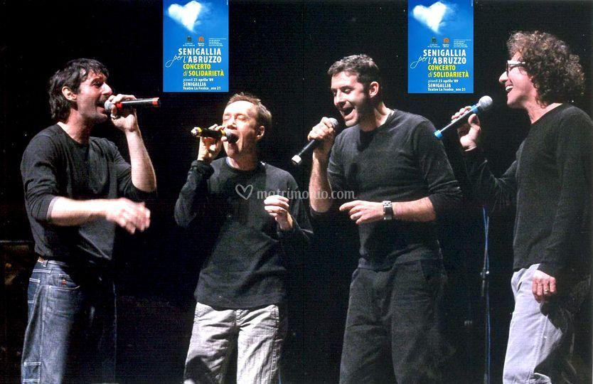Fantastic Four - Teatro Fenice