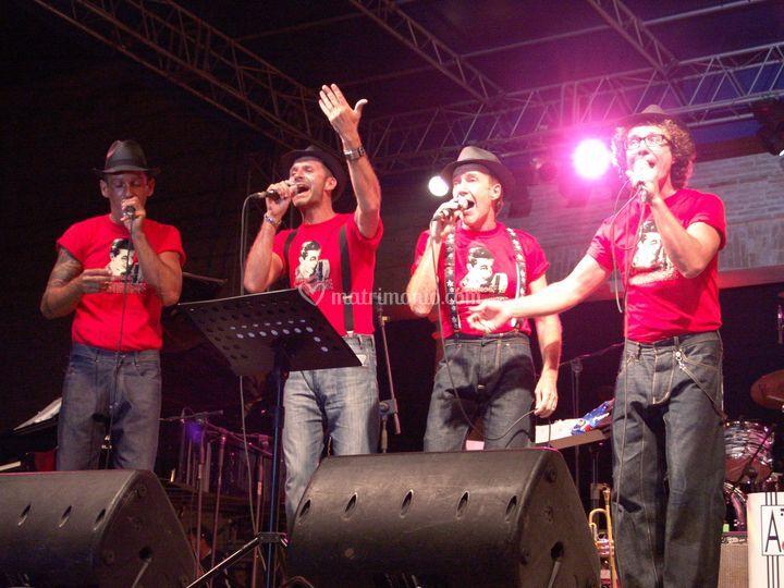Fantastic Four Summer Jamboree