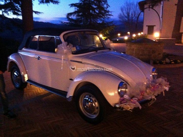 Auto wedding
