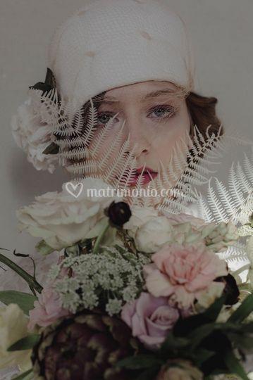 Make-up e fiori