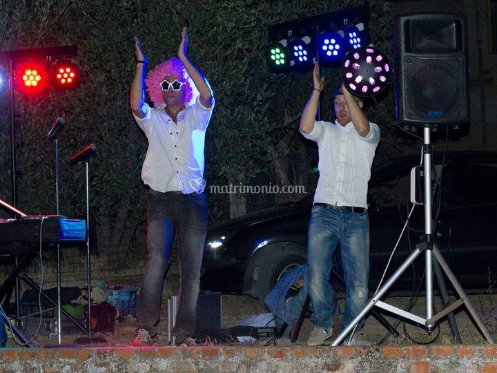 Daniele Parenti Flash & Sauro