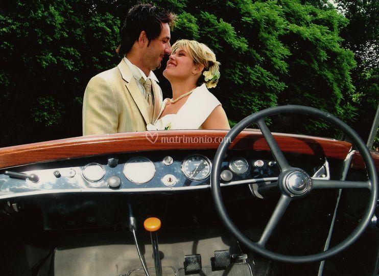 Lancia Augusta 1934  cruscotto