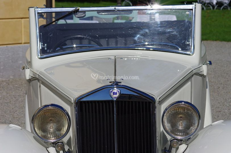 Lancia Augusta cabrio 1934
