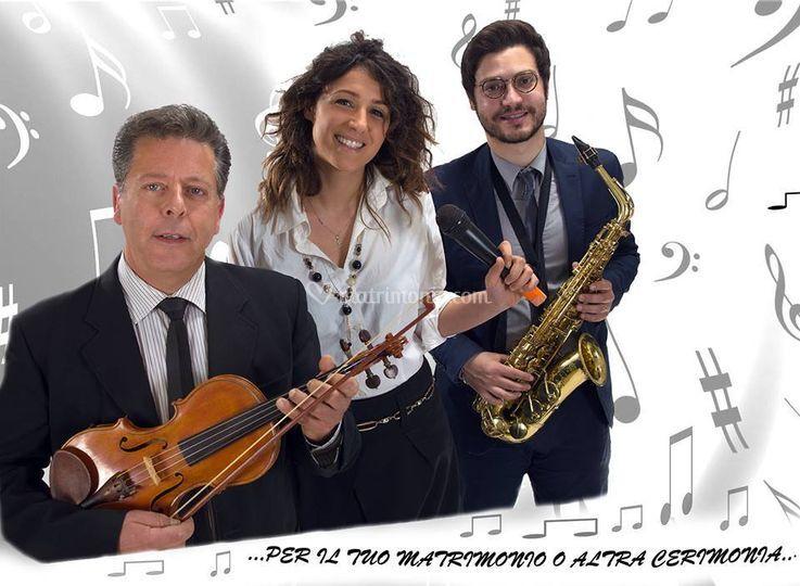 Tiziano, Martina ed Antonio