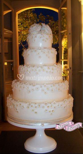 Sugar & Spice, wedding cake