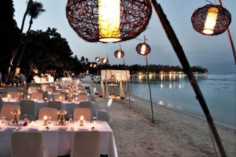 Cerimonie in Spiaggia di GrandEvento Event Planner