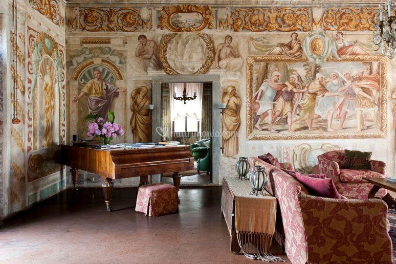 Salone piano nobile