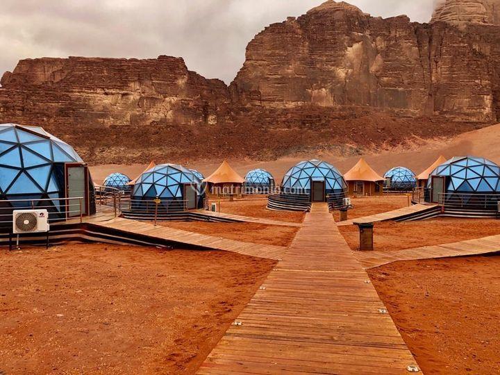 Wadi Rum- Giordania