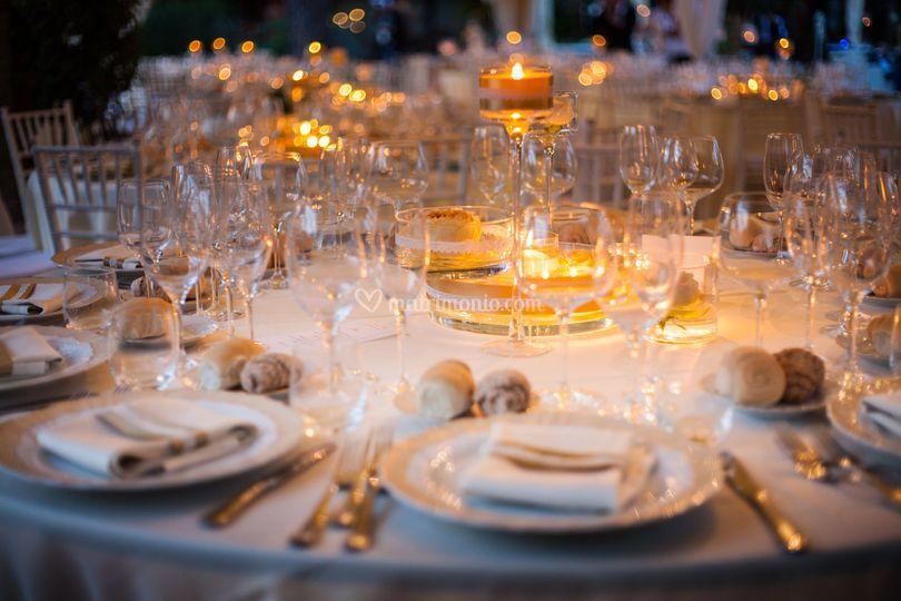 Villa I Girasoli Matrimonio : Mise en place di villa i girasoli foto