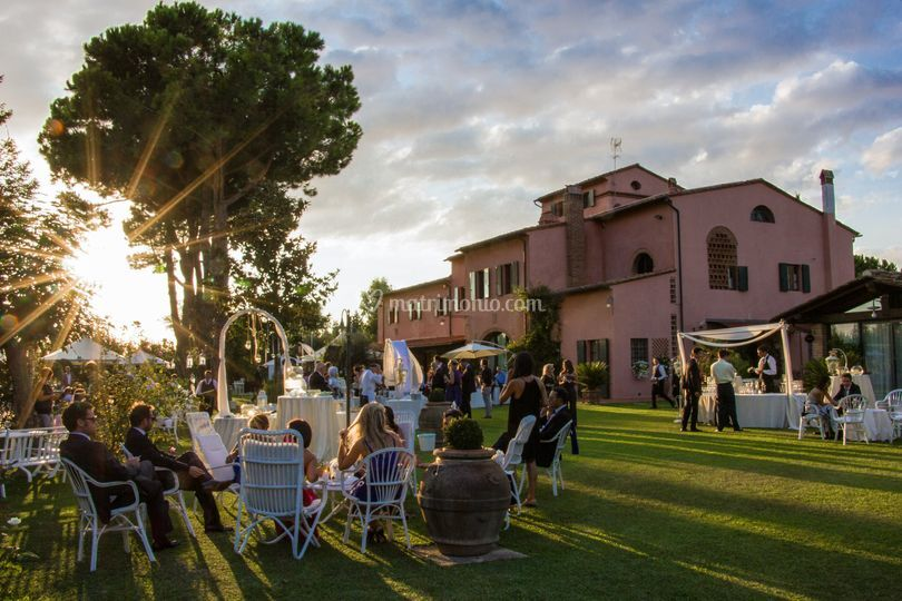 Villa I Girasoli Matrimonio : Giardino di villa i girasoli foto