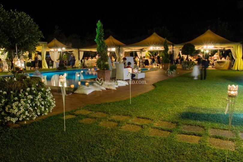 Villa I Girasoli Matrimonio : Giardini di villa i girasoli foto
