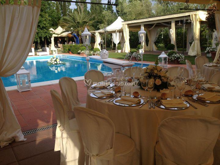 Villa I Girasoli Matrimonio : Veduta di villa i girasoli foto