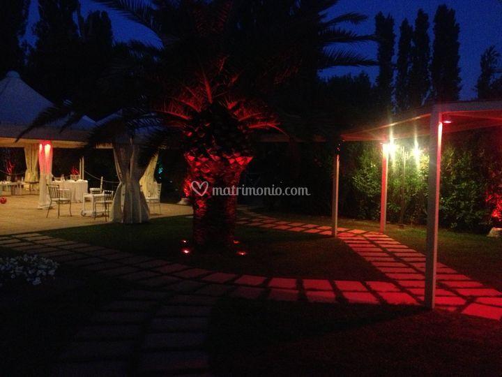 Villa I Girasoli Matrimonio : Notturna di villa i girasoli foto