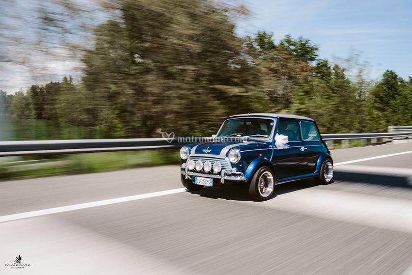 Rent Mini Cooper old 2020