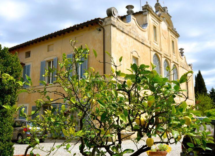 Villa La Palazzina - Ventena