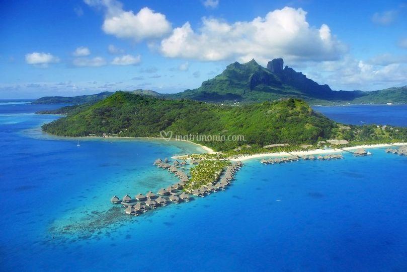 Polinesia e atmosfere esotiche
