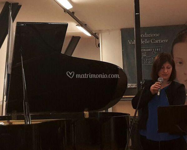 Moderno - pianoforte voce