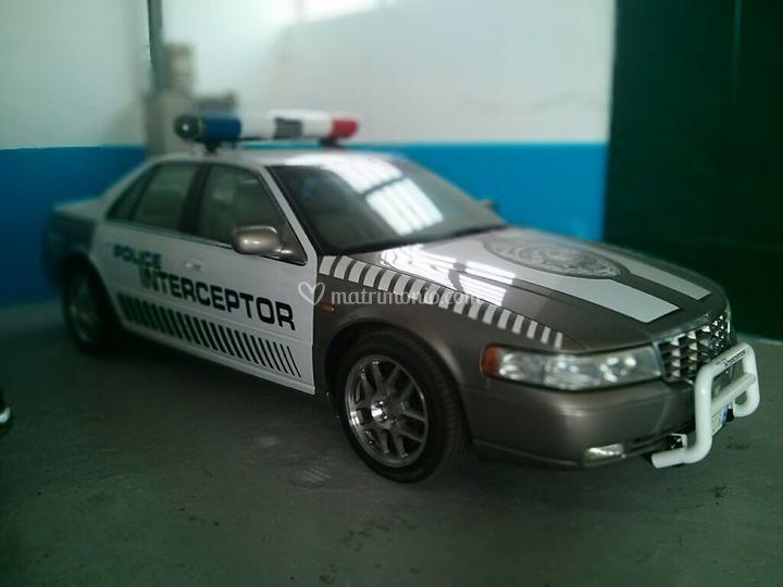 Cadillac Police Interceptor