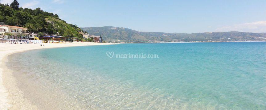 Matrimonio Spiaggia Soverato : La spiaggia di miramare soverato foto