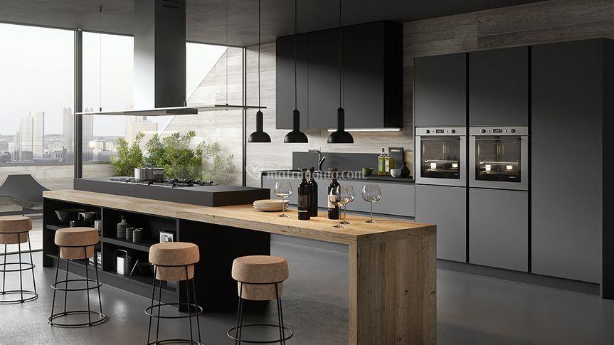 Cucina Design in Fenix