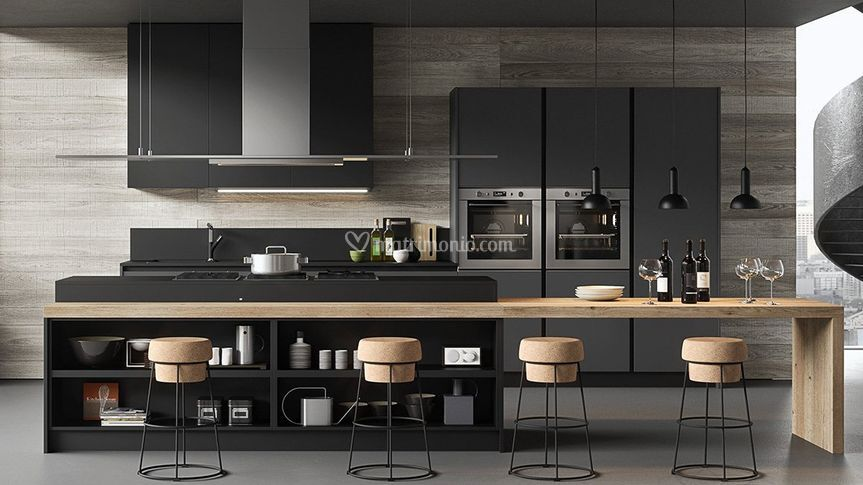 Glamour in cucina