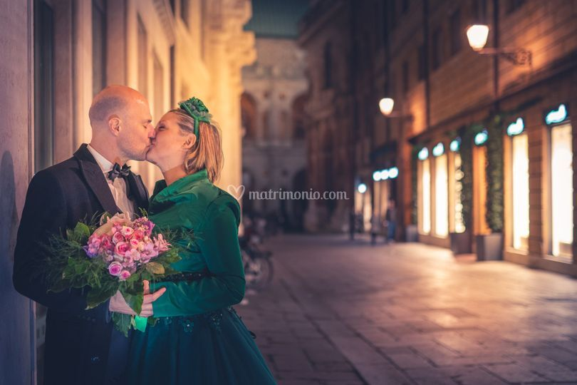 Trash the dress, Vicenza