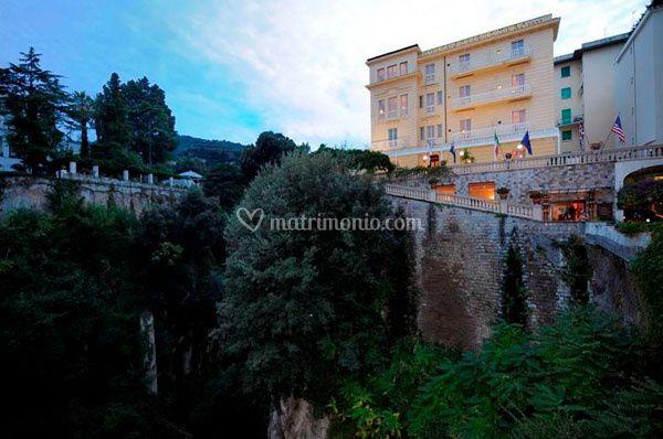 Panoramica Hotel Antiche Mura