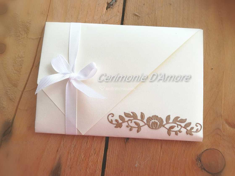 Partecipazioni Matrimonio Origami.Partecipazioni Busta Origami Di Cerimonie D Amore Foto 57
