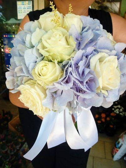 Bouquet nuvola